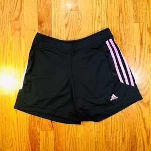 Adidas Ladies Shorts Size Small